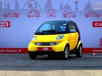 Smart ForTwo Panorama